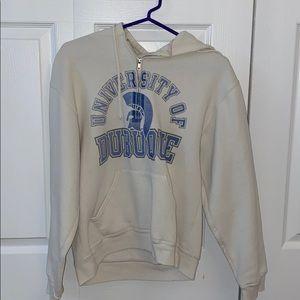 university of dubuque quarter zip sweatshirt